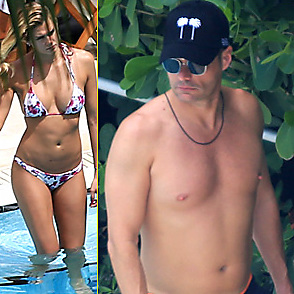 Ryan Seacrest latest sexy shirtless June 12, 2017, 1pm