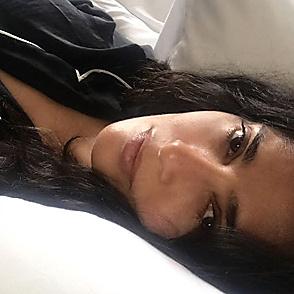 Salma Hayek latest sexy shirtless October 30, 2019, 7pm