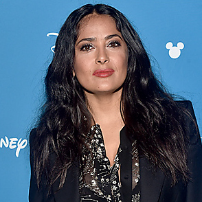 Salma Hayek latest sexy shirtless September 1, 2019, 3pm