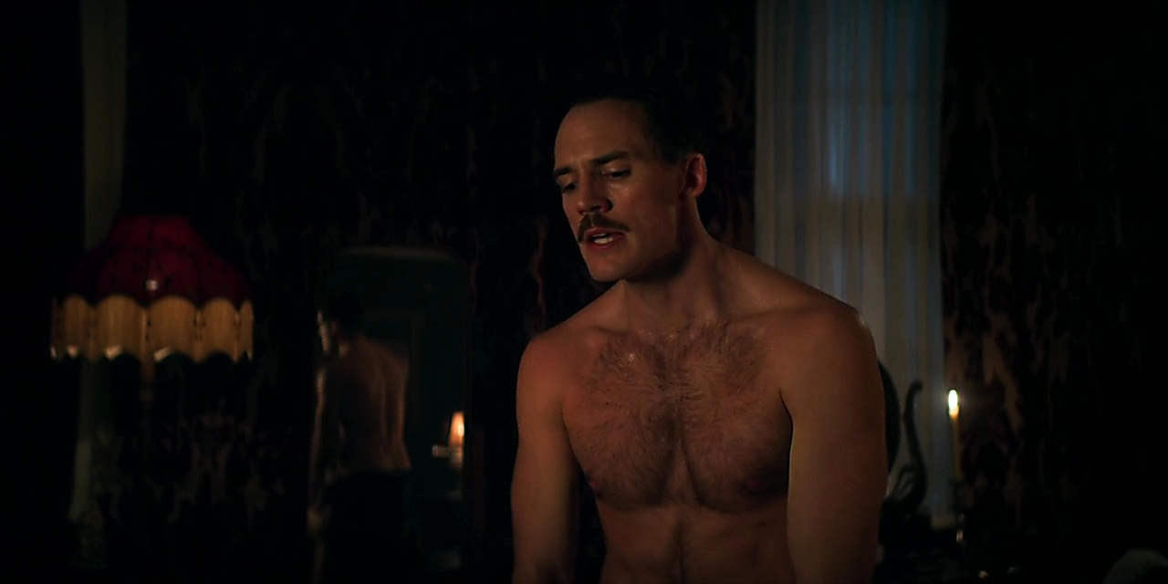 Sam Claflin sexy shirtless scene September 22, 2019, 9am