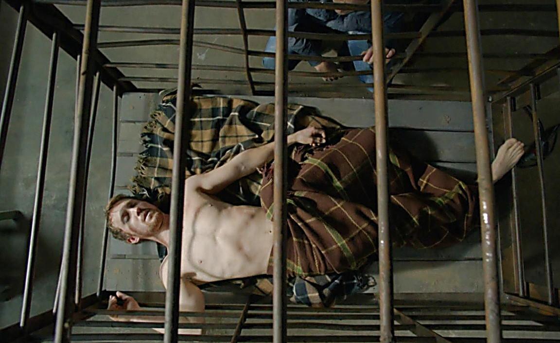 Sam Huntington sexy shirtless scene April 5, 2014, 10pm