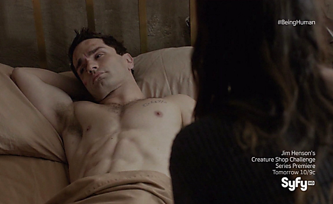Sam Witwer   Being Human4x11  03
