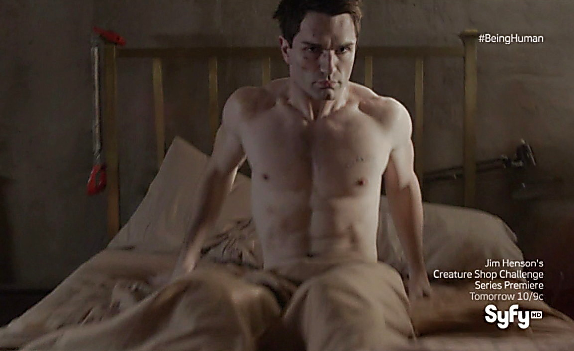 Sam Witwer   Being Human4x11  05