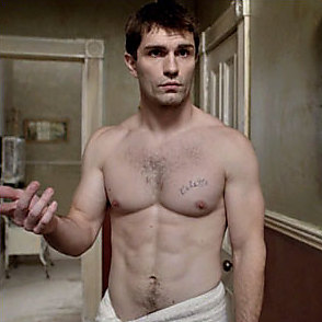 Sam Witwer Shirtless 2014 April 07 2014