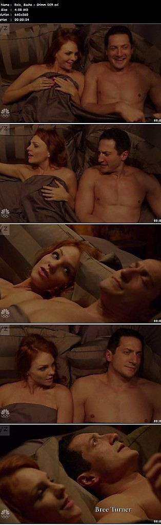 Sasha Roiz sexy shirtless scene April 19, 2016, 2pm