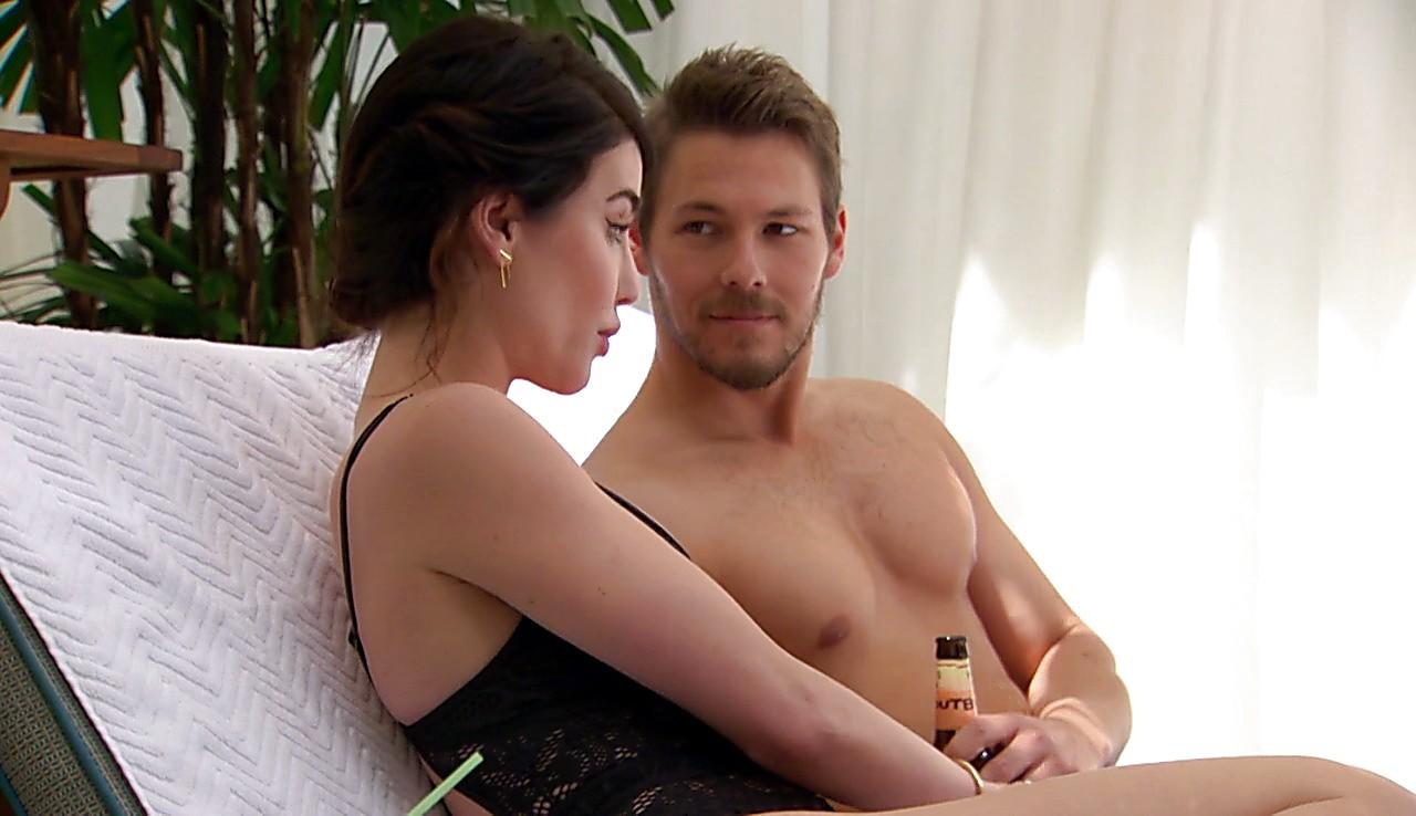 Scott Clifton sexy shirtless scene June 27, 2017, 1pm