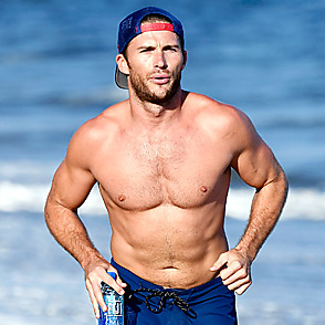 Scott Eastwood latest sexy shirtless August 10, 2017, 5pm
