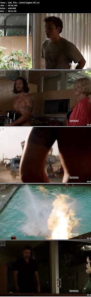 Scott Speedman latest sexy shirtless scene April 19, 2016, 2pm