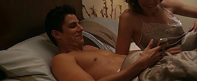 Sean Faris sexy shirtless scene January 6, 2021, 3pm