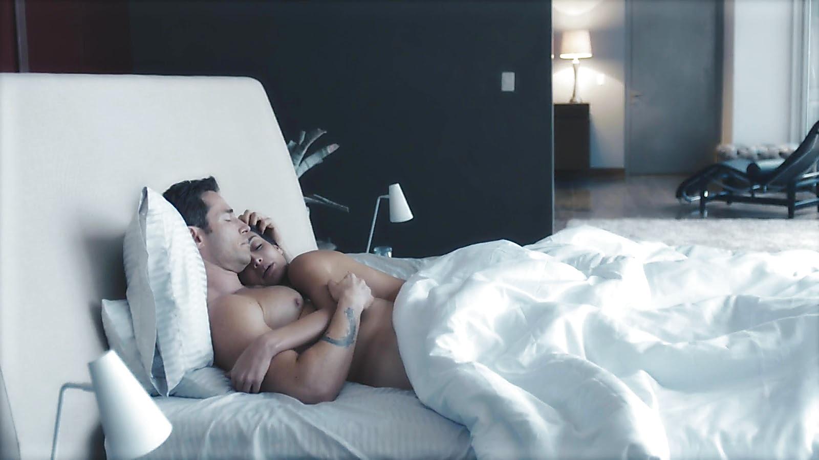 Sebastian Rulli sexy shirtless scene October 4, 2019, 1pm
