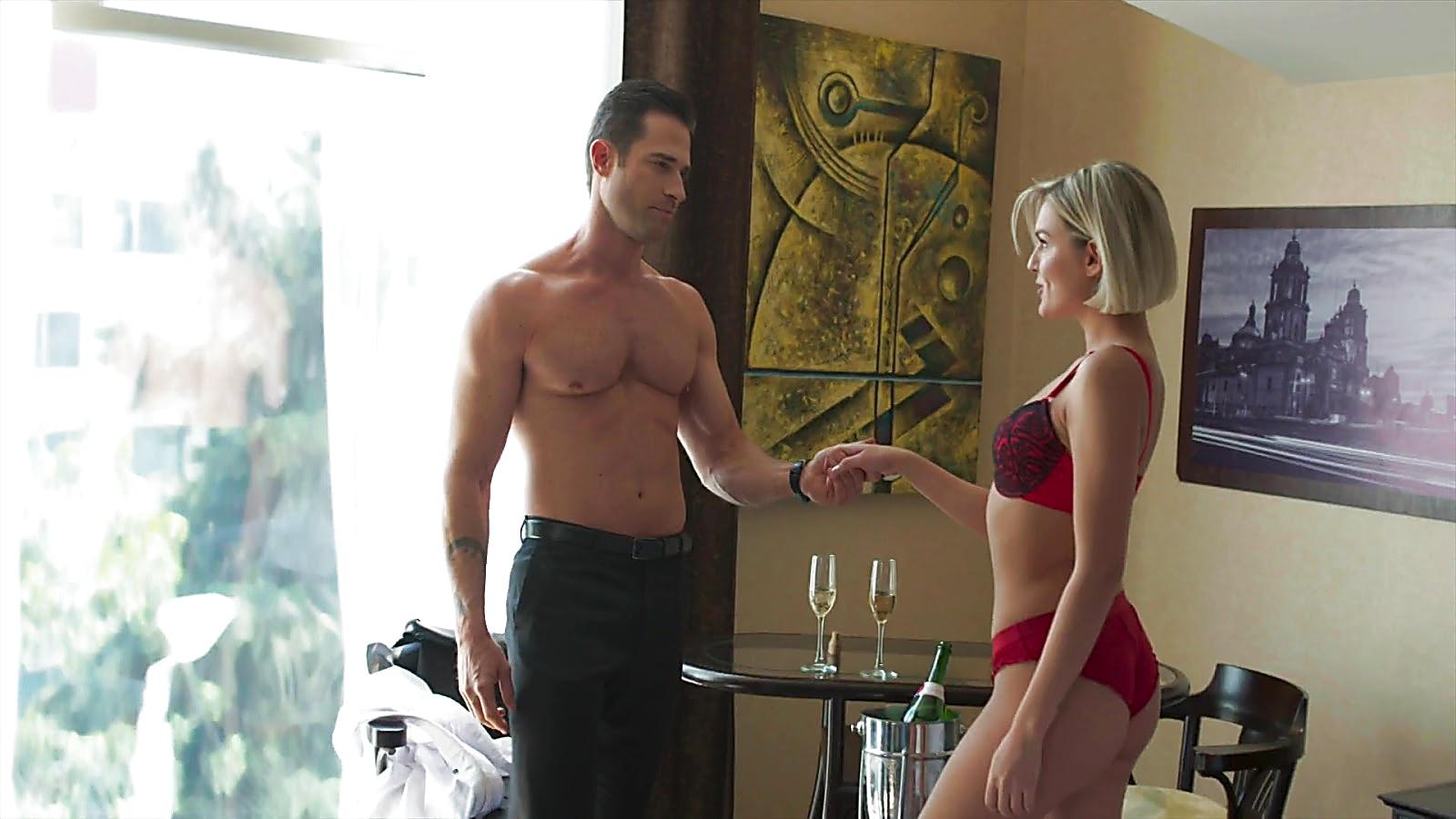 Sebastian Rulli sexy shirtless scene October 17, 2019, 8am
