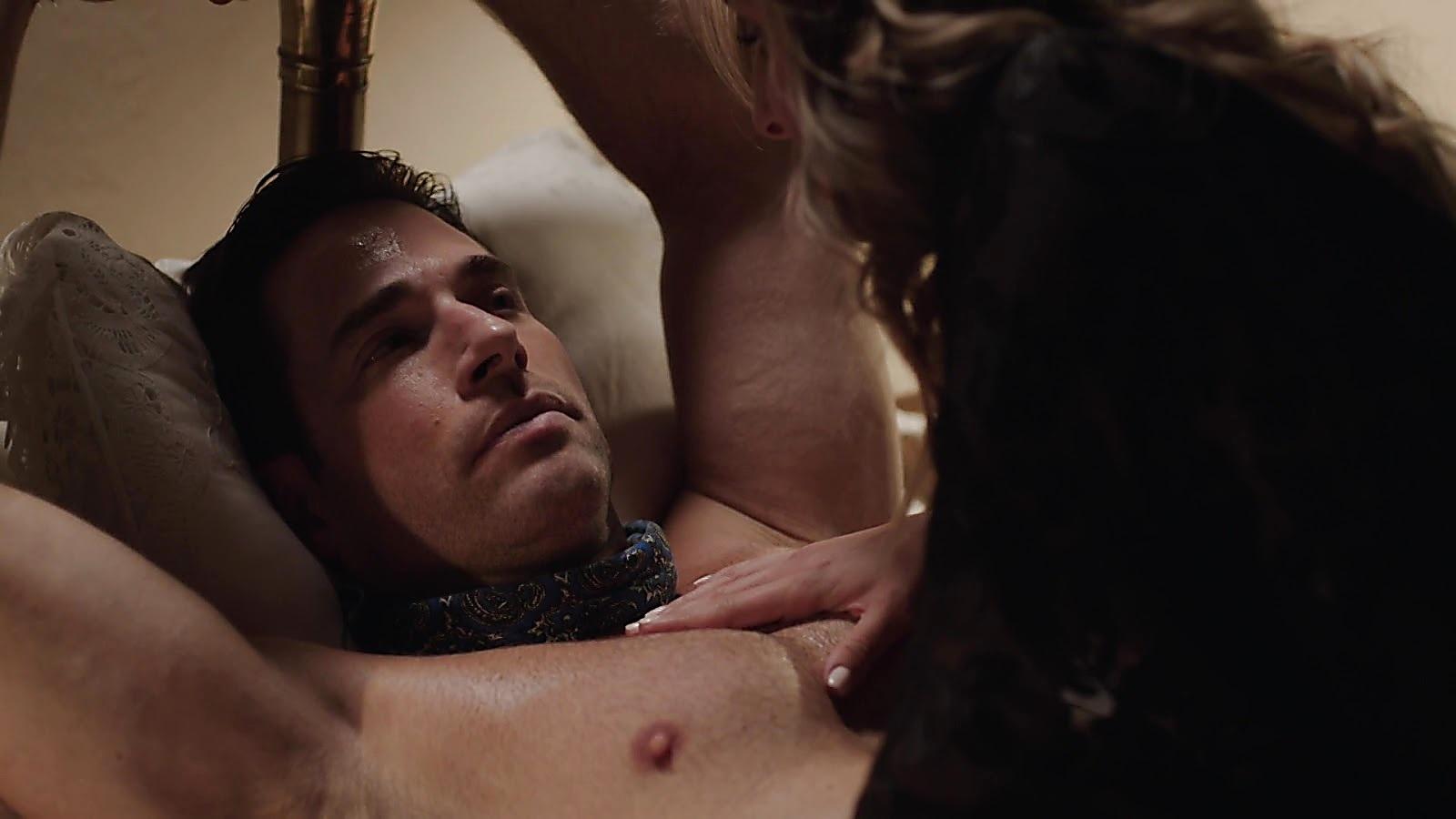Sebastian Rulli sexy shirtless scene December 28, 2019, 8am