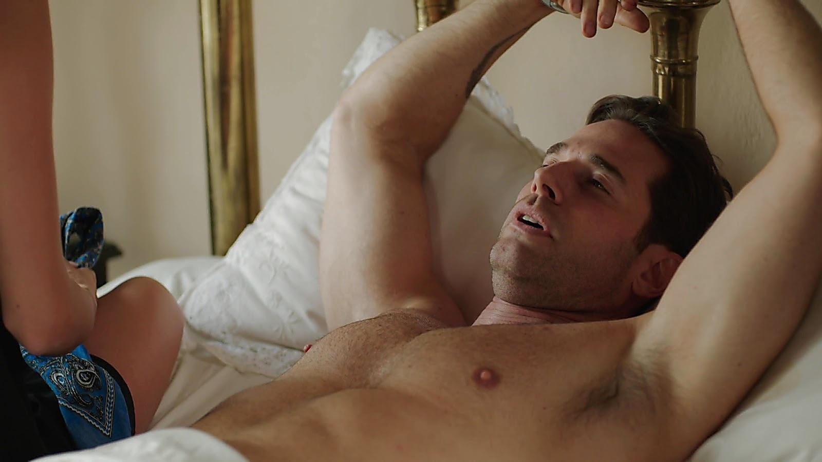 Sebastian Rulli sexy shirtless scene December 31, 2019, 2pm