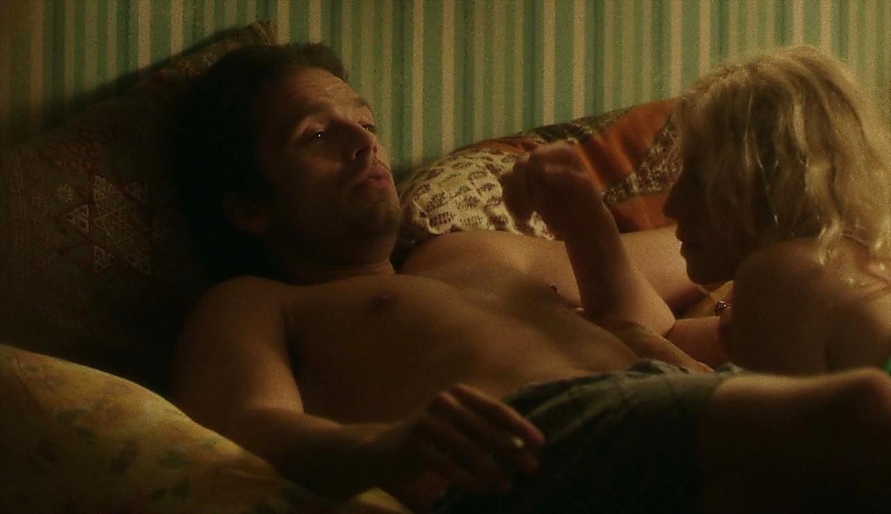 Sebastian Stan sexy shirtless scene May 23, 2017, 3pm