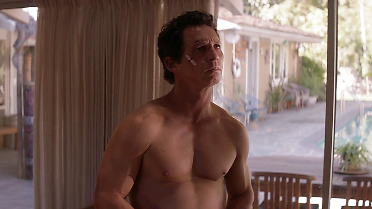 Shawn Hatosy sexy shirtless scene June 5, 2019, 12pm