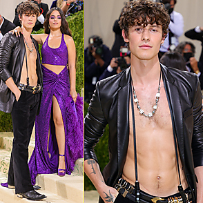 Shawn Mendes latest sexy shirtless September 13, 2021, 8pm