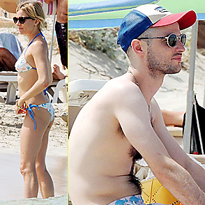 Sienna Miller latest sexy shirtless July 3, 2015, 12pm