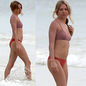 Sienna Miller latest sexy shirtless March 22, 2019, 9pm