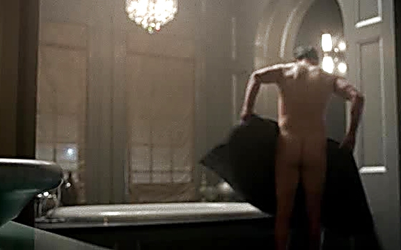 Stephen Moyer sexy shirtless scene July 27, 2014, 9pm