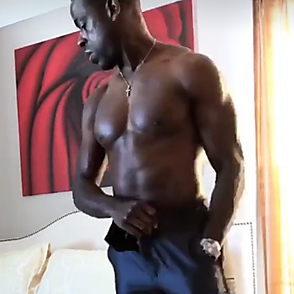 Sterling K Brown latest sexy shirtless January 8, 2017, 4pm