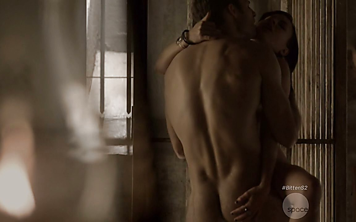 Greyston Holt sexy shirtless scene July 12, 2015, 7pm