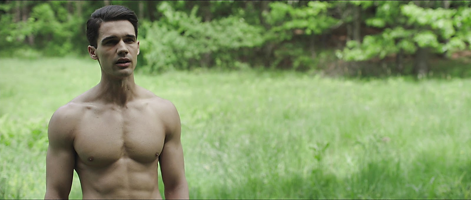 Steven Strait sexy shirtless scene May 14, 2019, 10am