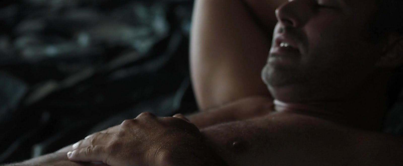 Taylor Kinney sexy shirtless scene November 10, 2018, 6am