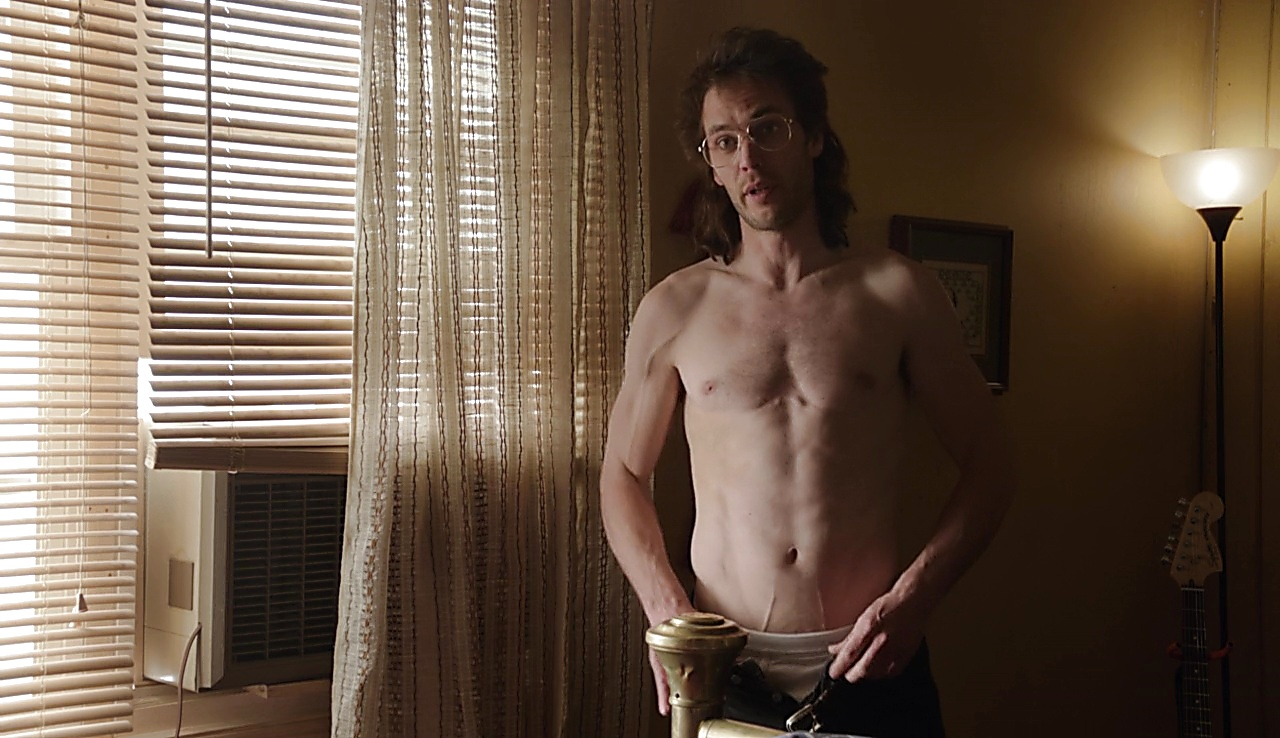 Taylor Kitsch sexy shirtless scene February 1, 2018, 11am