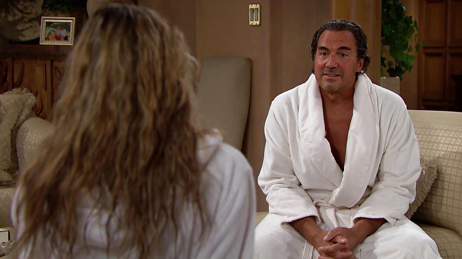 Thorsten Kaye sexy shirtless scene September 8, 2020, 1pm