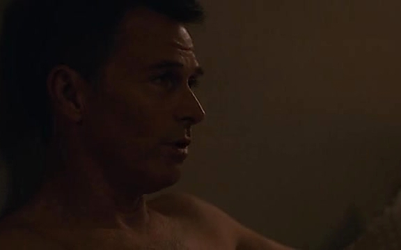 Tim Daly sexy shirtless scene September 29, 2014, 8pm