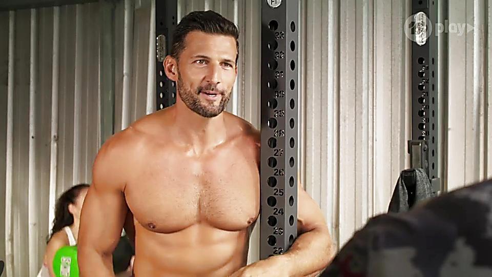 Tim Robards sexy shirtless scene May 21, 2019, 10am