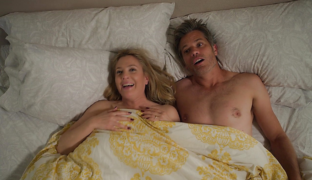 Timothy Olyphant sexy shirtless scene March 23, 2018, 12pm