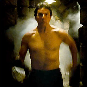 Tom Cruise latest sexy shirtless June 4, 2015, 9pm