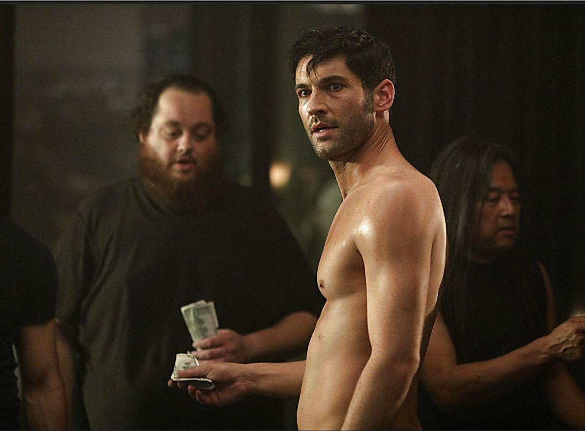 slim guys shirtless