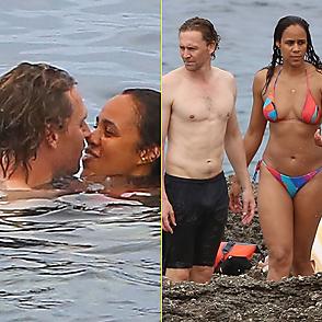 Tom Hiddleston latest sexy shirtless September 15, 2021, 10pm