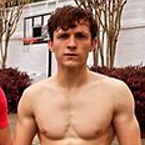Tom Holland latest sexy shirtless March 26, 2021, 12pm