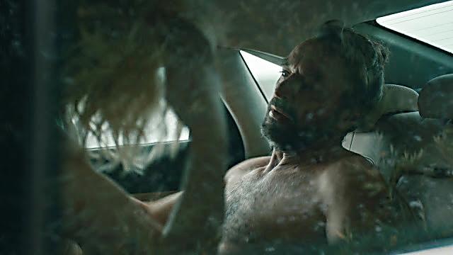 Tom Waes sexy shirtless scene November 19, 2020, 4am