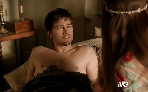 Torrance Coombs sexy shirtless scene October 27, 2014, 12pm