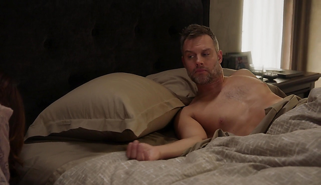 Travis Schuldt latest sexy shirtless scene May 16, 2018, 12pm