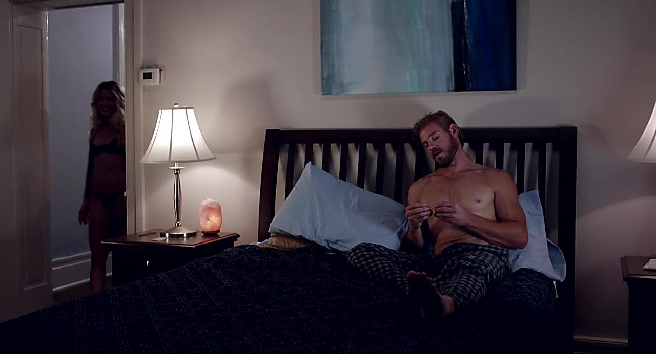 Trevor Donovan sexy shirtless scene December 6, 2018, 11am