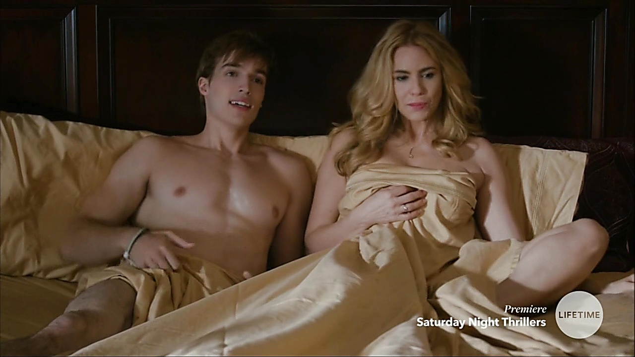 Trevor Stines sexy shirtless scene July 21, 2019, 10am