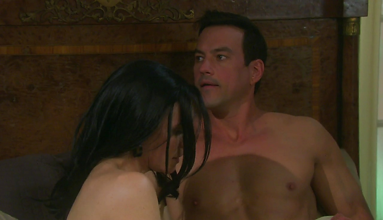 Tyler Christopher sexy shirtless scene April 21, 2018, 1pm