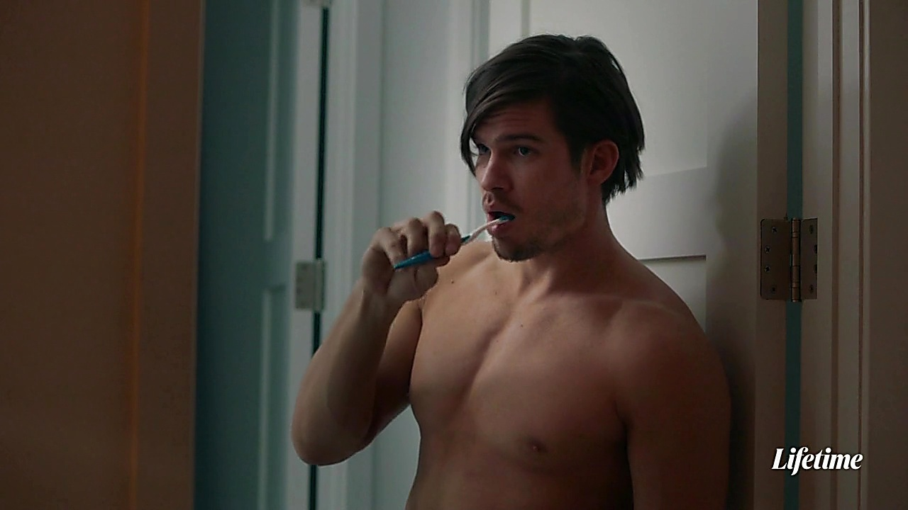 Tyler Johnson sexy shirtless scene January 30, 2020, 1pm