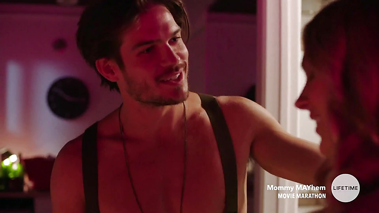 Tyler Johnson sexy shirtless scene May 27, 2019, 1pm