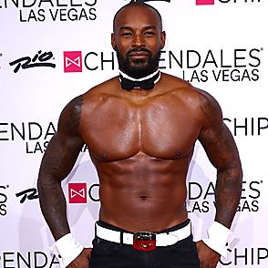 Tyson Beckford latest sexy shirtless September 30, 2018, 6pm
