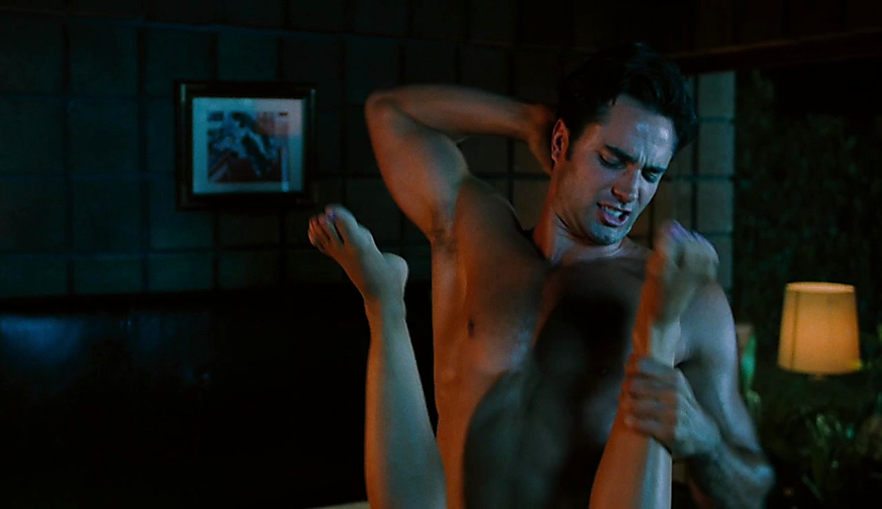 Victor Webster sexy shirtless scene June 7, 2017, 1pm
