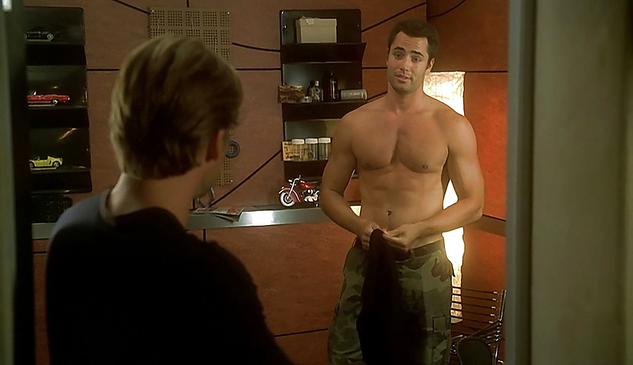 Victor Webster sexy shirtless scene June 29, 2017, 11am