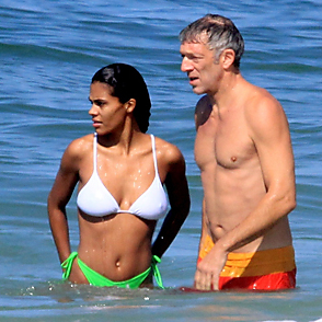 Vincent Cassel latest sexy shirtless November 24, 2020, 10pm