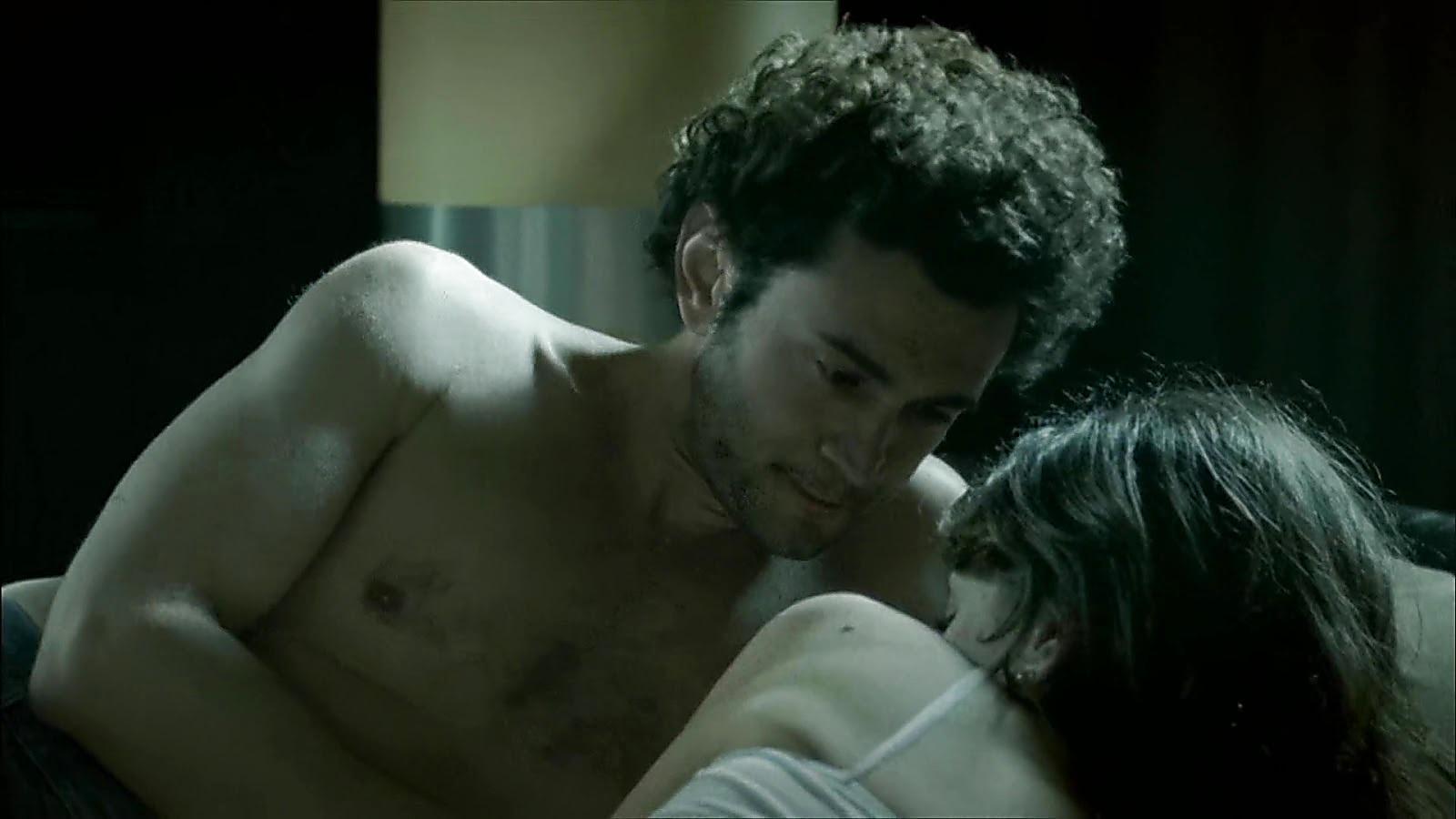 Vinicio Marchioni sexy shirtless scene March 14, 2020, 9am