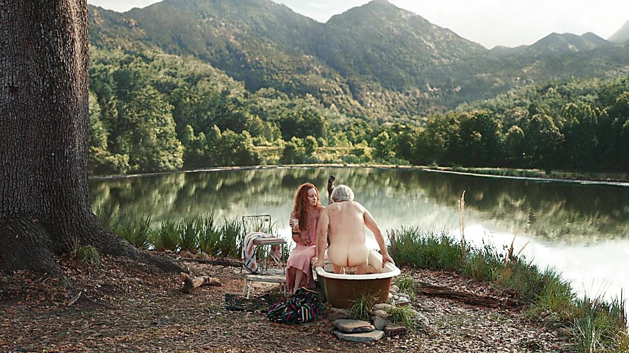 Walton Goggins sexy shirtless scene September 3, 2019, 12pm